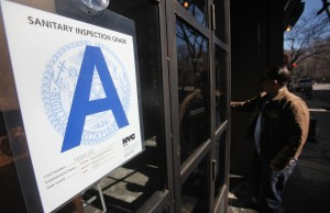 New York restaurants are partnering with consulting companies to earn A's from the Health Department.