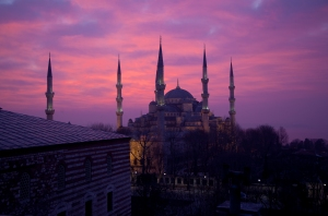 Istanbul. (Getty Images)