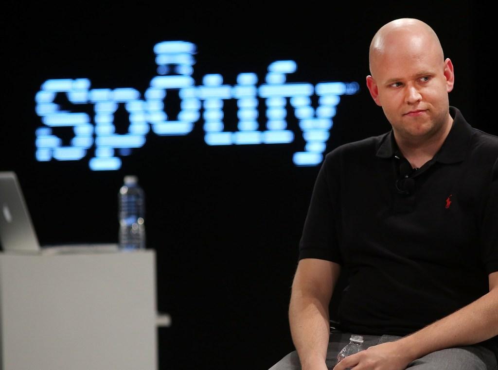 CEO Daniel Elk.  (Photo by Spencer Platt/Getty Images)