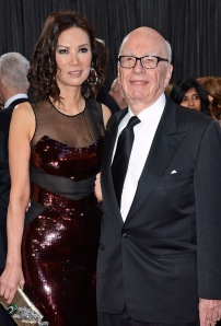 The Murdochs (Photo credit: Getty)