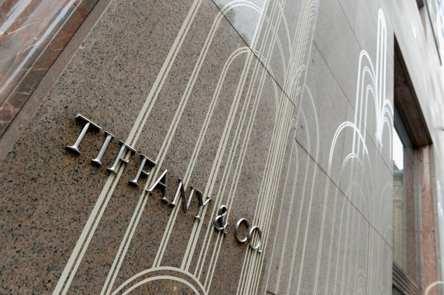 Tiffany & Co. unveils limited edition racist collection for summer 2014.