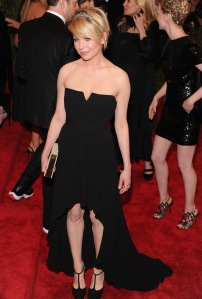 Williams at the 2013 Costume Institute Gala. (Getty Images)