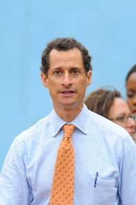 Anthony Weiner. (Photo: Getty)
