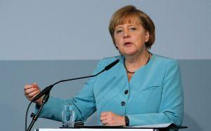 Angela Merkel (Photo Getty Images).