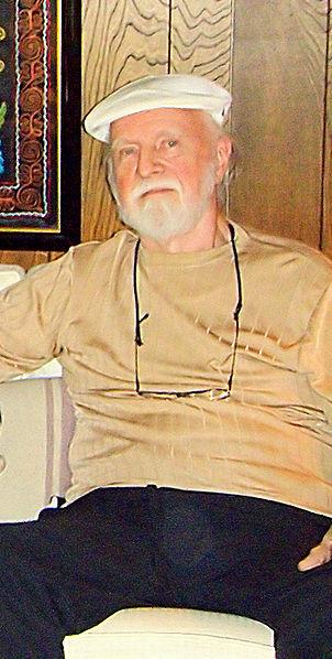 Science Fiction writer Richard Matheson, 1926-2013. (Photo via JaSunni