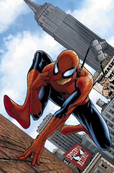 Spider-Man, the comic book franchise that keeps on giving.