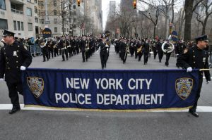 1 in 3 NYPD officers are Hispanic. (via Facebook)