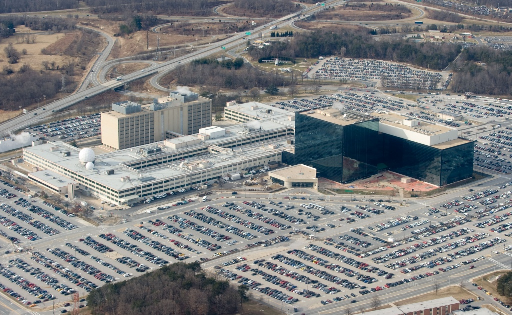 NSA HQ. (SAUL LOEB/AFP/Getty Images)