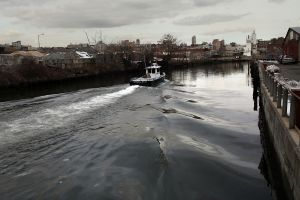 The Gowanus Canal. (Getty)