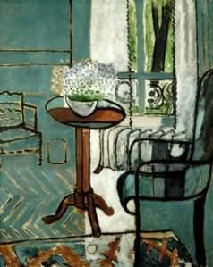 Henri Matisse's 'The Window.' (1916)