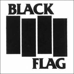 Pettibon's logo for Black Flag.