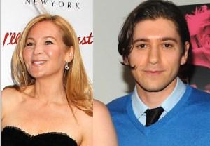 Jennifer Westfeldt and Michael Zegen (Getty Images)