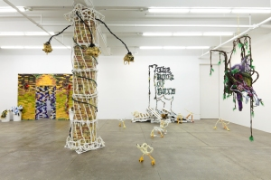 Installation view. (Courtesy Andrew Kreps Gallery)