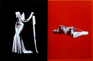 'Figures, 1983–84,' from the 'Objects of Desire' series. (Courtesy Inglett Gallery)