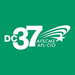 DC 37's logo. (Photo: Facebook)