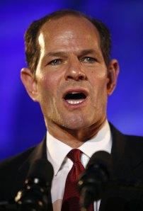 Eliot Spitzer in 2006. (Photo: Getty)