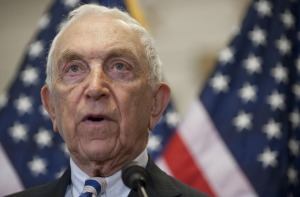 Frank Lautenberg. (Photo: Getty)