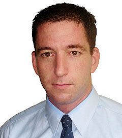 Glenn Greenwald (photo via Twitter).