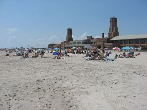 Jacob Riis Park: one of the top contenders for hipster domination.