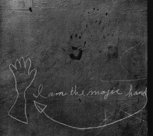 John Gutmann, 'I Am the Magic Hand,' 1937/printed later. (Courtesy Sikkema Jenkins & Co., New York; and John Gutmann Photography Trust © 1998 The Center of Creative Photography, Arizona Board of Regents, The University of Arizona)