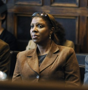 Tish James. (Photo: Getty)
