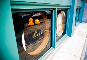 Lure is facing a rent hike that may push it from its Mercer Street space.
