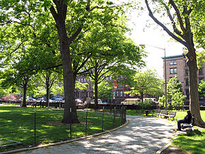 Marcus Garvey Park (source Wikipedia)
