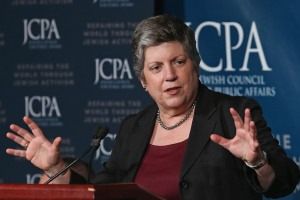 Homeland Security Secretary Janet Napolitano. (Photo: Chip Somodevilla/Getty Images)