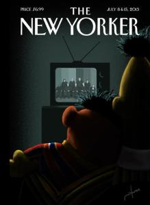 Next week's New Yorker cover.