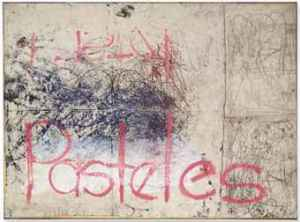The record-breaking untitled work. (Courtesy Christie's)