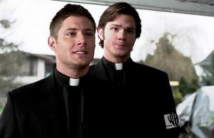 OTP of gay priests.