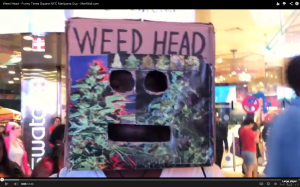 The Weed Man. (YouTube)