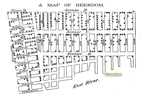 The Lower East Side in its former glory. (Christian Union, Feb 19, 1885.)