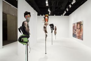 Installation view. (Courtesy the Whitney)