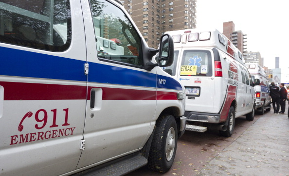 Ebola fever continues, as a new patient has been admitted to Bellevue Hospital. (Getty)