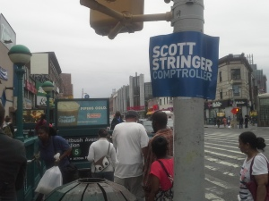 A Stringer sign of the times.