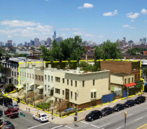 If you've got $20 million, this land at 470 Fourth Avenue could be all yours.