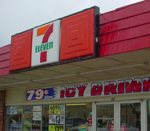A 7-Eleven without the vibessss. (Photo: Wikimedia)