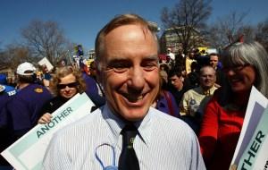 Former Gov. Howard Dean. (Photo: Getty)