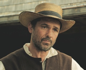 Billy Campbell as Abner Beech in Copperhead