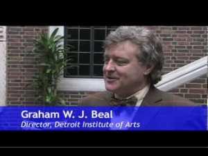 Graham W. J. Beal. (Courtesy Youtube)