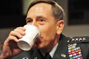 David Petraeus. (Photo: Getty)