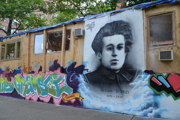 'The Gramsci Monument.'