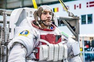 Space maid (Photo: esa.int)