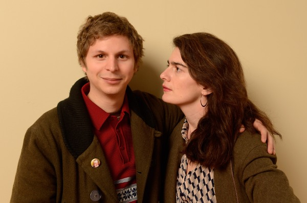 Michael Cera and Gaby Hoffmann are starring in the upcoming movie 'Crystal Fairy.'