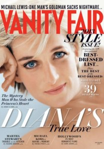 Vanity Fair's September cover.