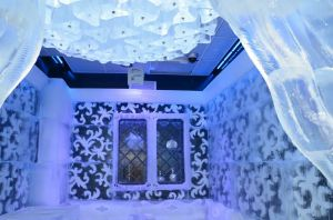 Another side room in Minus 5 Ice Bar (Minus 5).