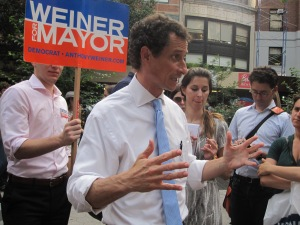 Anthony Weiner.