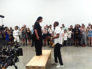 Abramovic and Jay-Z