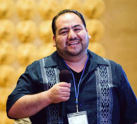 Mahoma López.